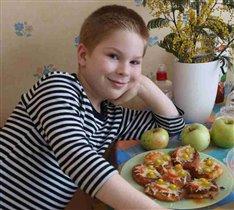 Карталетки. Шеф-повар Егор 10 лет.