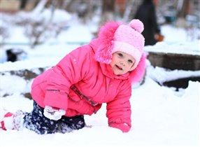 Хорошо в снегу валяться, Кувыркаться на снегу!