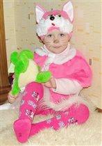 «Я розовая киска, я маленькая малышка!' МЯУ!