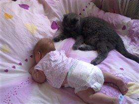 Мой любимый питомец)))