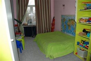 Женина комната