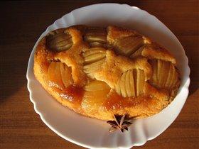 Грушевый... просто  пирог-2