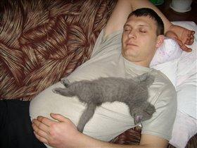 Котя и Хозяин