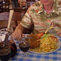 Обед в Испанском ресторанчике