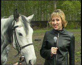 Интервью с лошадкой!