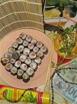 японская кухня в России)