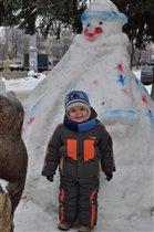 Мавей и снеговик