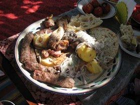 Самаркандский шашлык
