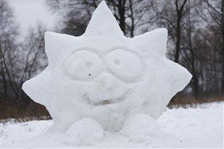 Снежный ЕжИк :)
