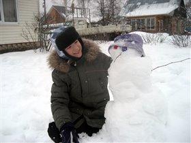 Снежный друг