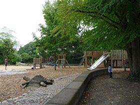 пальменгартен детская площадка