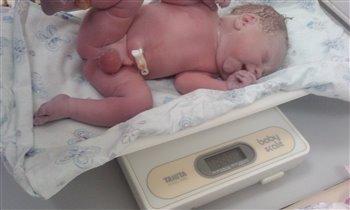 Ребенок родился!