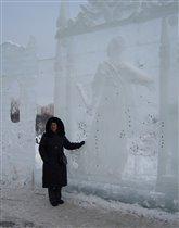 Ледяная стеночка - Царицыно.