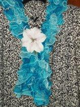 Весенний шарфик. продается
