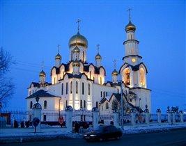 Мой родной город - Сургут