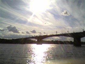 Ярославль, мост через Волгу