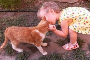 Дай-ка я тебя поцалую!!!
