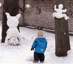 Сумасшедшие снеговики