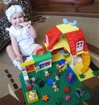 Мой любимый LEGO DUPLO!!!