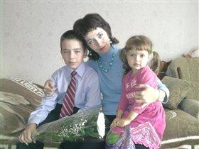 Я со своими детками