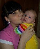 Я и сына)))))