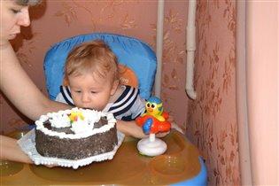 Маркуша празднует годовщину