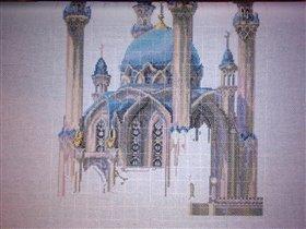 Мечеть 6 недель работы