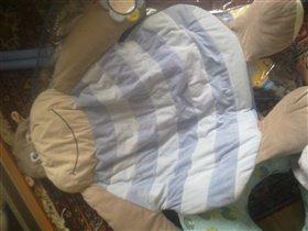 Детский ковриг Голландский Бегемотик