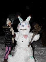 Блиц: фигуры из снега и льда Блиц: фигуры из снег