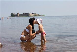 Лето, воздух и вода