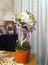 Топиар флористический