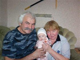 Любовь бабушки и дедушки - это так много!