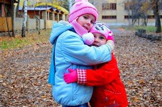 Любовь на веки. 2 сестрички.
