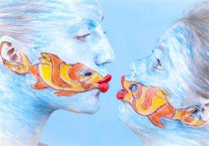 Рыбки-любимки :)
