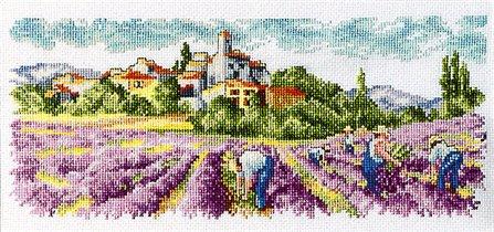 Vervaco 70-129 (Lavender Field)