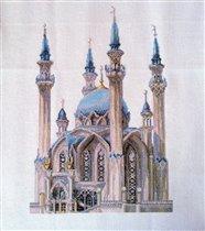 Мечеть 9 недель работы. Окончание