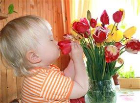 Запах весны