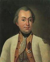 портрет Кутузова в молодости
