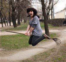 Мыльной Ведьмочке))))