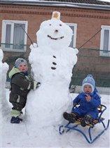 Зимние игрушки! :)))