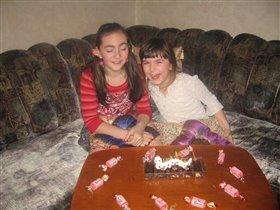 День рождения старшей сестры