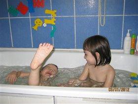 Моя Маргарита (маленькая) и Софья