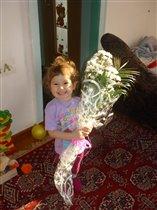 Сонечка Дадаева 2 года