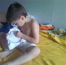Вышивальщик-Иван