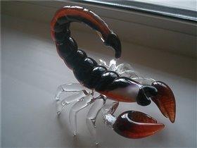 стеклянный скорпион