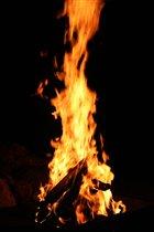 Огонь завораживает и пробуждает чувства)))))