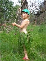 Ах лето, 'Маленькая амазонка'