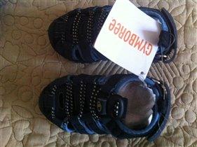 Новые сандалики Gymbory, идеальны для пляжа