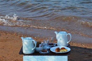 завтрак у моря