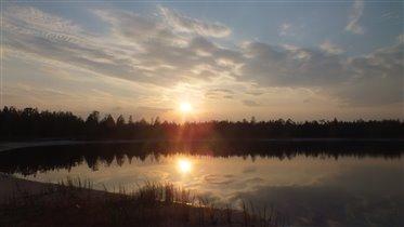 Северное озеро